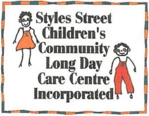 Styles Street Childcare logo